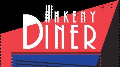 Ankeny Diner Logo